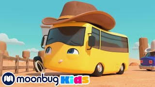 Cowboy Buster (Yee-haw!) | Gecko's Garage Songs | Children's Music | Vehicles For Kids!