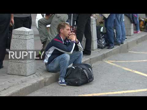 Russia: Yaroslavsky station evacuated following bomb threats at many Moscow landmarks