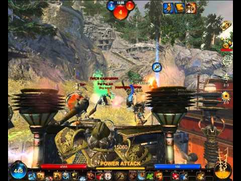 видео: panzar 30 лвл канонир на Каменоломне гномов (атака)