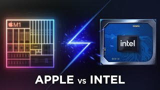 Apple Silicon M1 Chip - The Breakup with Intel Explained
