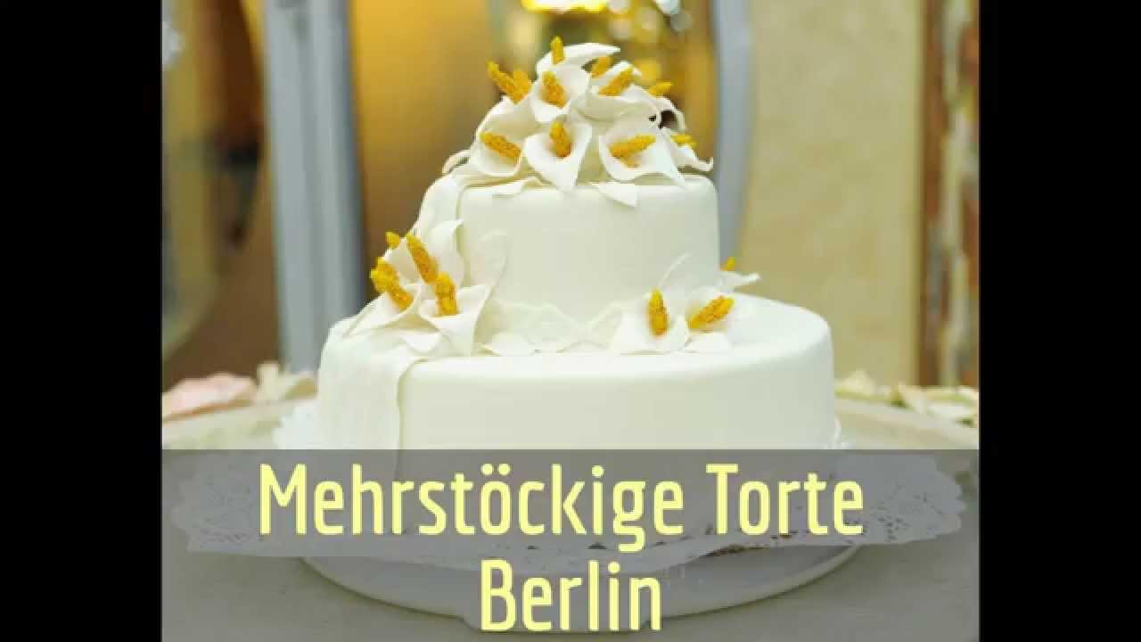 Mehrstockige Torte Berlin Mehrstockige Hochzeitstorten Youtube
