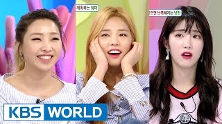 Hello Counselor - Minzy, Solbin, ZN, Kim Minjun [ENG/2017.04.24]