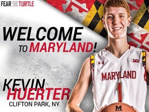 newest 04756 21893 Kevin Huerter | Maryland Basketball | Training