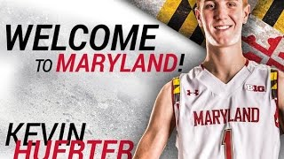 Kevin Huerter | Maryland Basketball | Training