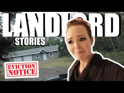 OUR LANDLORD STORIES | RENTING IN ALASKA| Somers In Alaska