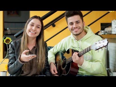 Amei Te Ver - Tiago Iorc (Cover por Mariana e Mateus)