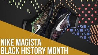 Review Nike Magista Black History Month