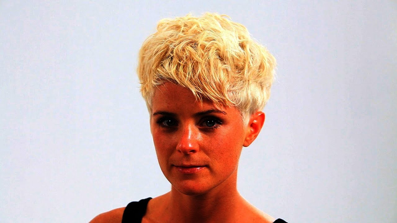How To Style A Pixie Haircut