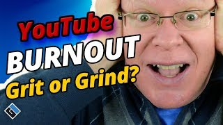 How to Prevent Burnout on Your YouTube Channel