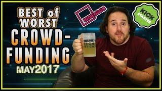 Best of Worst Crowdfunding - Drunk Tech Review - Indiegogo & Kickstarter