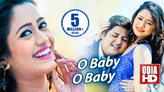 Romantic Song - O Baby O Baby | Film - Jhiataa Bigidi Galaa | Babusan & Elina | ODIA HD