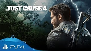 Just Cause 4 | E3 2018 Announcement Gameplay Trailer | PS4