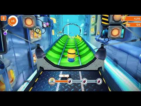 Game Play Mi Villano Favorito (Salta 40 Obstáculos)