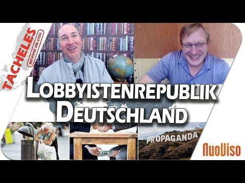Die Lobbyistenrepublik -