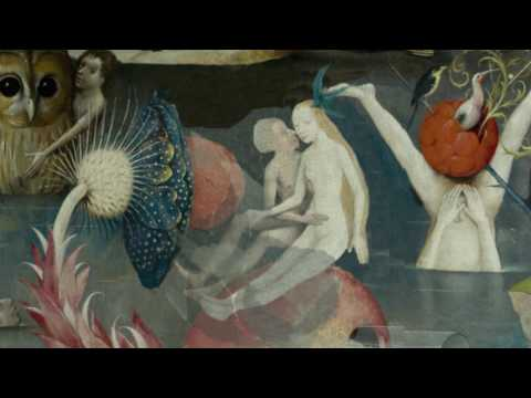 The Garden of Earthly Delights Animation Bosch
