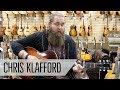 Swedish Idol Winner - Chris Klafford playing a 1947 Gibson LG-2 Script Logo