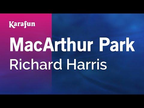 Karaoke MacArthur Park - Richard Harris *