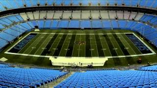 Carolina Panthers | Bank of America Timelapse 2015
