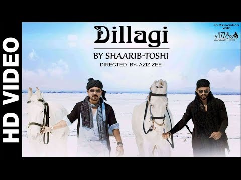 Dillagi | Shaarib - Toshi | A Tribute to Nusrat Fateh Ali Khan