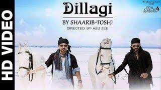 Dillagi  Shaarib - Toshi  A Tribute to Nusrat Fateh Ali Khan