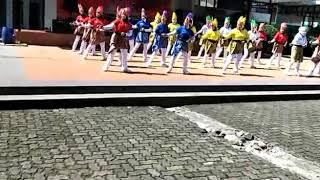 Senam Manuk Dadali (Instruktur Senam PORPI Kota Bandung)