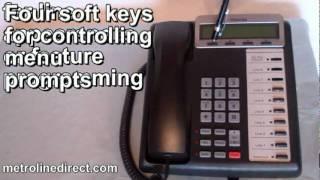 metrolinedirect.com: Toshiba DKT 3207-SD Display Telephone