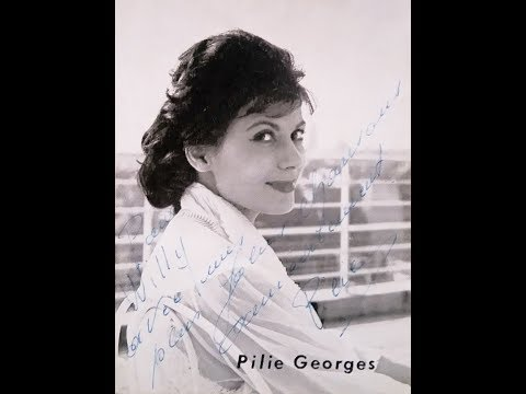 PILIE GEORGES , tu m'as tant fais souffrir ( Simone Dina - Now I Lay Me Down To Weep )