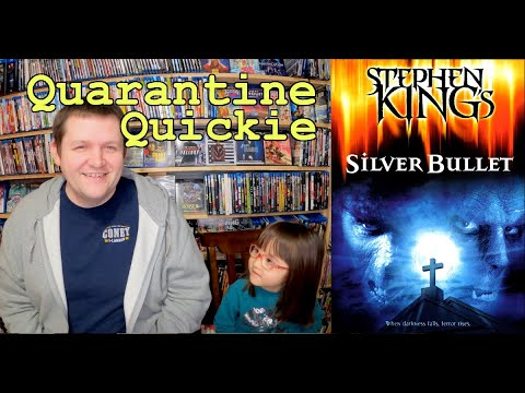 Download Quarantine Quickie: Stephen King's Silver Bullet (1985)