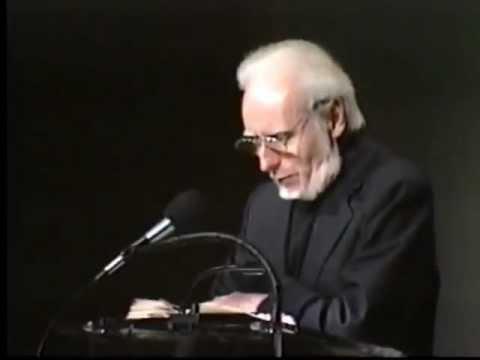 Jack Gilbert's Lannan Foundation reading (1995)