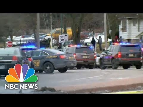 'Critical Incident' Reported At Molson Coors Milwaukee HQ | NBC News (Live Stream Recording)