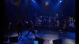 Rage - Alive but dead (live) - Lingua mortis orchestra