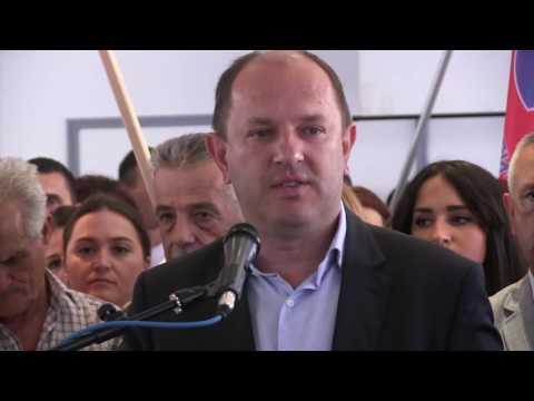 Luka Petrović predstavio program: Nova radna mjesta i razvoj grada