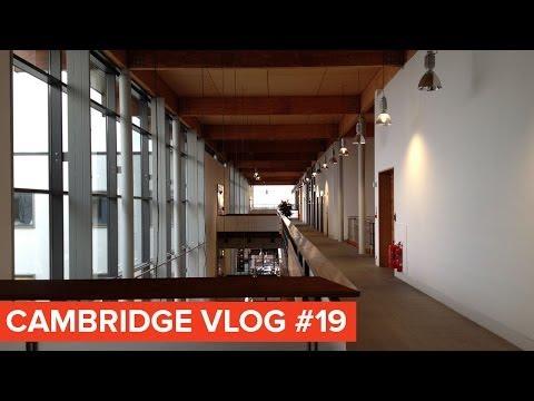 Cambridge Vlog 19 | Free Trip to Germany