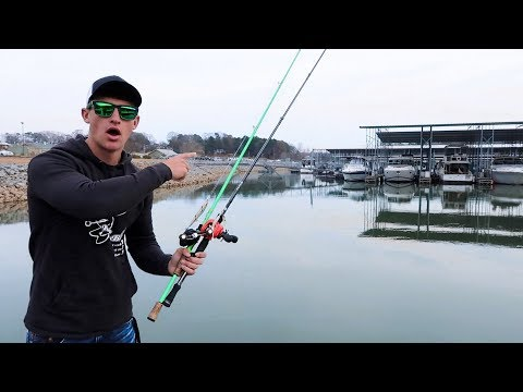 Catch MORE Fish BANK FISHING Lakes (Bass Fishing Tips)