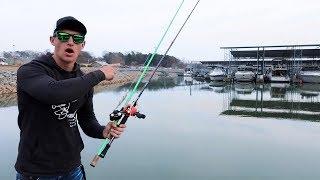 Catch MORE Fish BANK FISHING Lakes (Bass Fishing Tips)