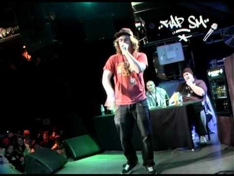 Rap SM 2008 AKA vs. Kajo