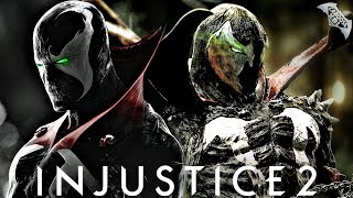Injustice 2 - Will Spawn Be DLC?