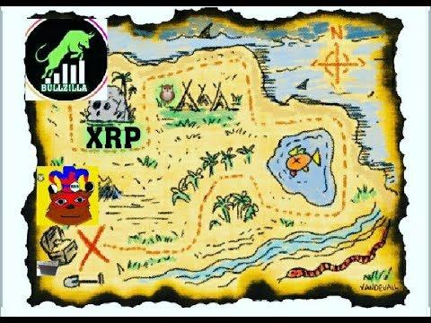 #XRP Bearableguy123 sent me a Map i Found a BOX ?  #BIGBG123 #XRP #AFTER #DARL #7PM