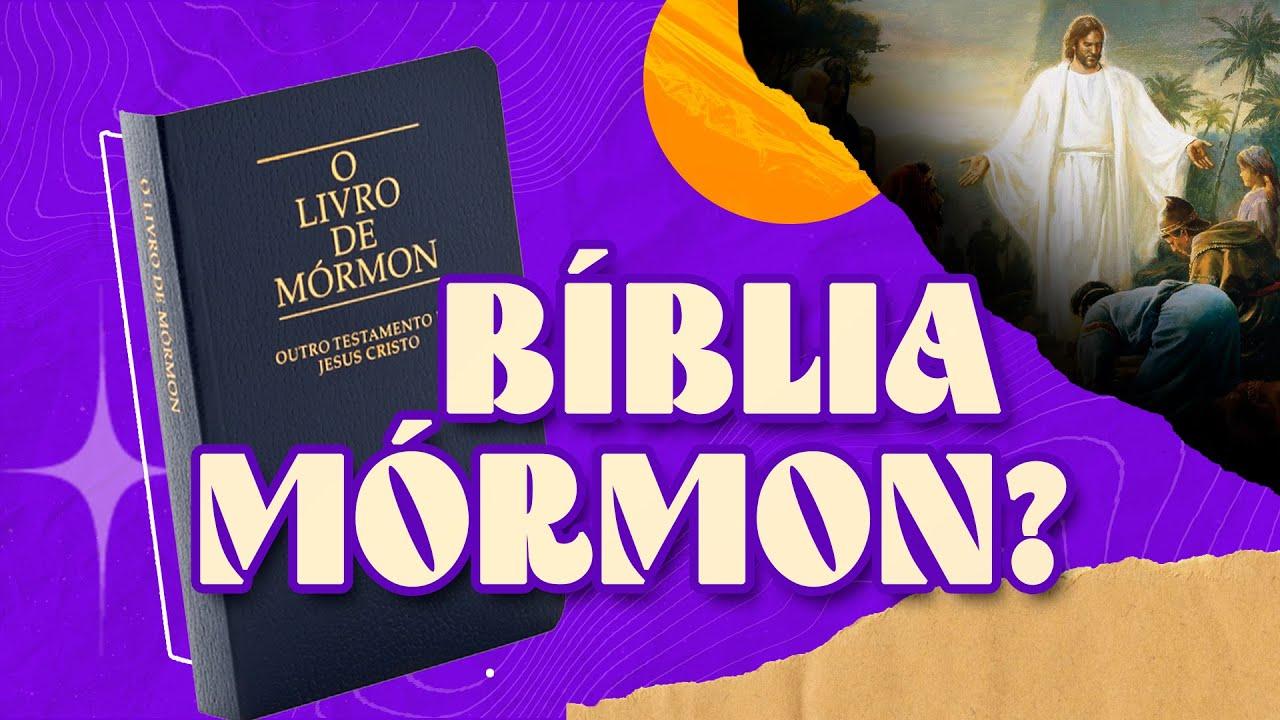 o livro de mormon em portugues