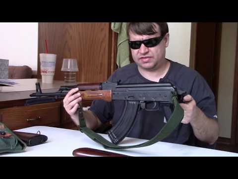 All About Egypt's Maadi MISR & ARM AK47 Rifles