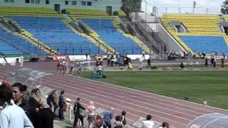 Первенство России среди молодежи 2006г, 800 м., г.Казань.