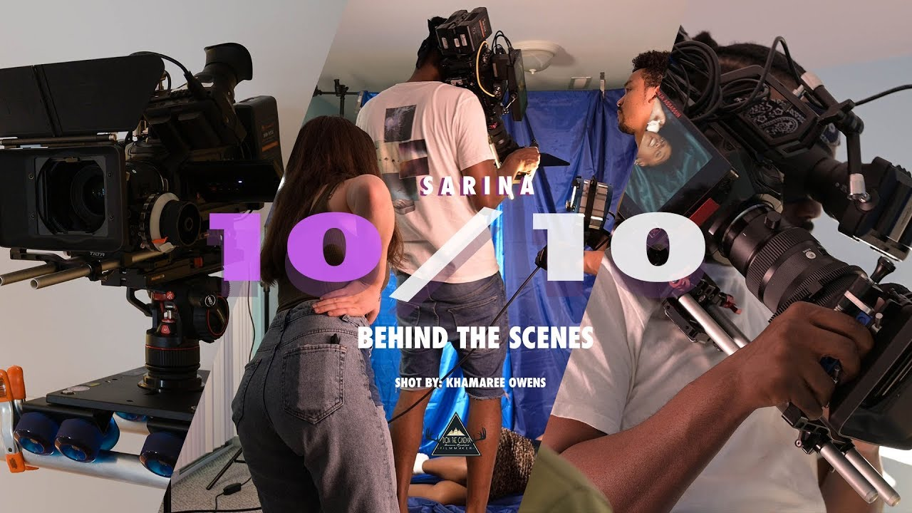 Behind the Scenes | Sarina - 10/10