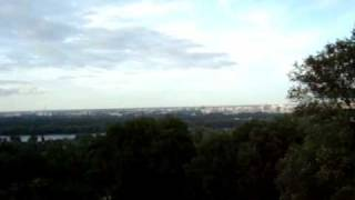 Ukraine Kiev тераса Emmanuelle キエフウクライナドニエプル