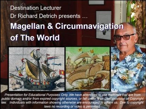 Magellan & Circumnavigation of The World