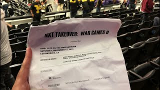 Leaked Script Reveals All About NXT Takeover: War Games II