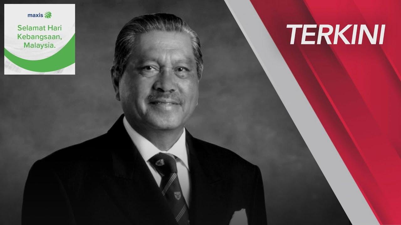 Bekas Ketua Setiausaha Negara, Tun Ahmad Sarji meninggal dunia  ismaweb