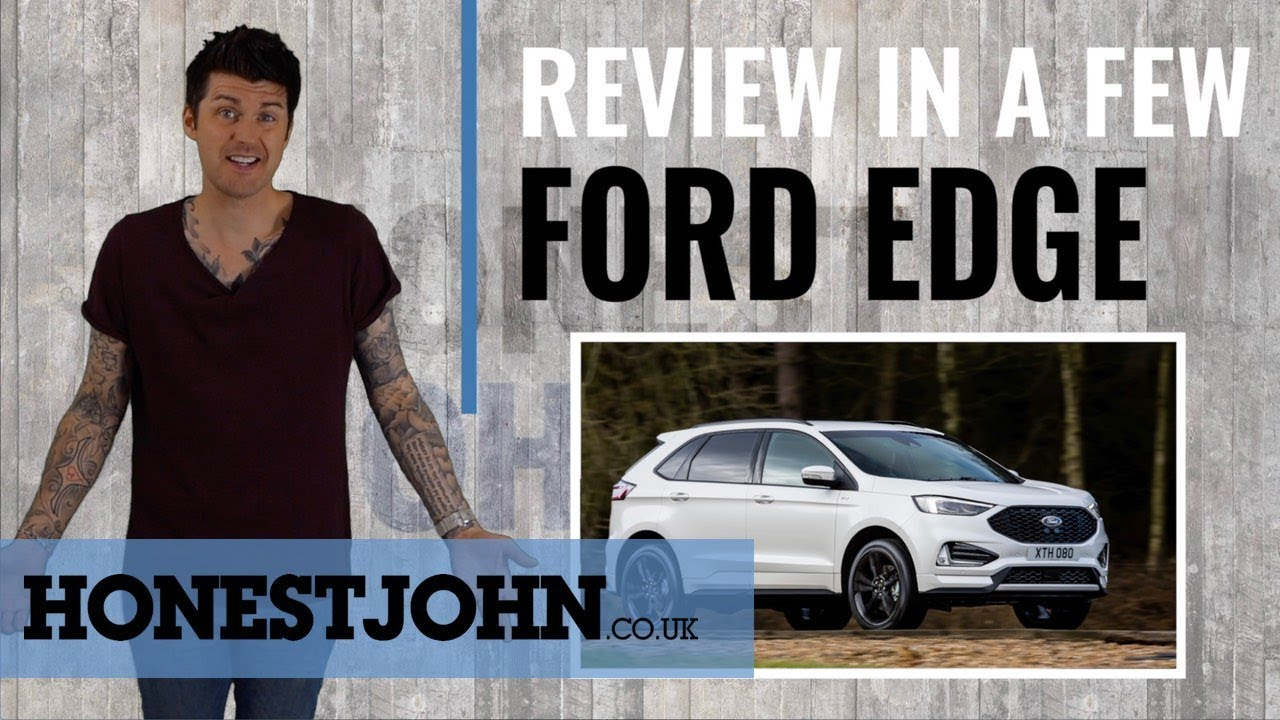 Car Review In A Few Ford Edge 2018 All The Appeal Of A Florida Holiday Rental Car