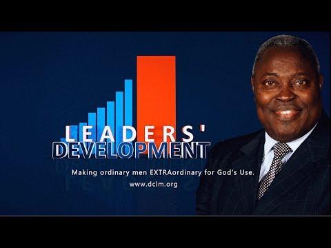 Leaders' Development Meeting December 12, 2017
