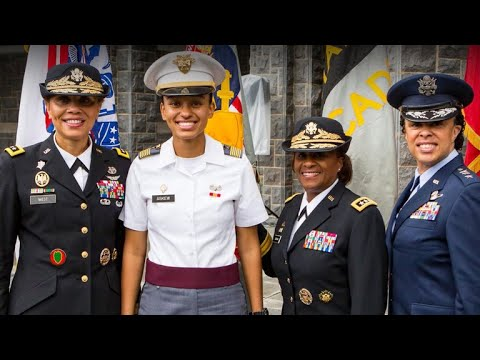 Meet Simone Askew, the West Point cadet making history - YouTube