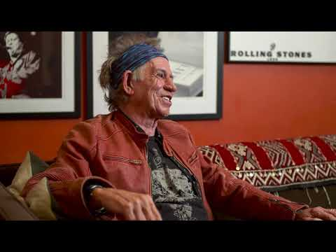 Ask Keith Richards: Why did you decide to record the Run Rudolph single?